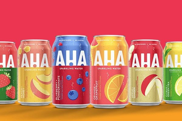 Bubly and AHA Sparkling Waters: Surprisingly Refreshing