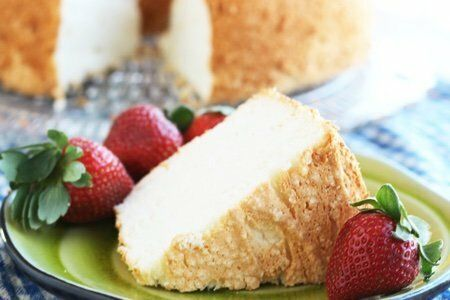 Low Fat Angel Food Cake