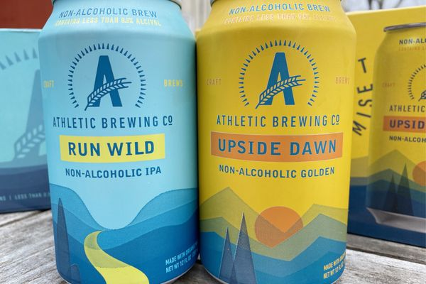 Athletic Brewing Company Review:  A New Non-Alcoholic Beer