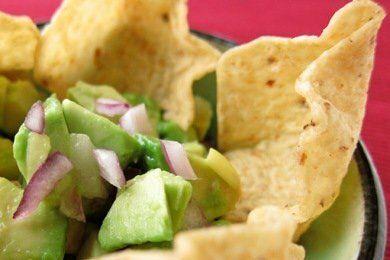 Healthy Avocado Salsa Recipe