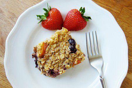 Baked Oatmeal Recipe