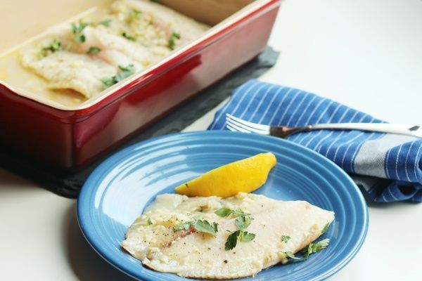 Baked Tilapia From Frozen