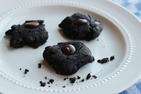 Brownies made with Beans