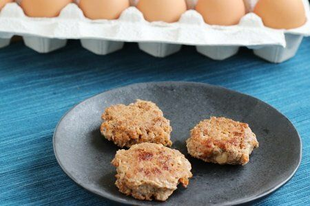 Lighter Breakfast Sausage Recipe
