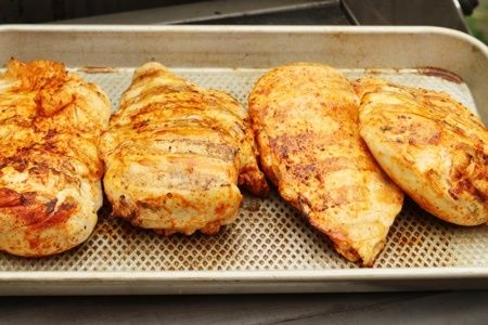 How to Brine Chicken Breasts for Grilling