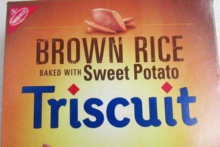 Brown Rice Triscuit Review