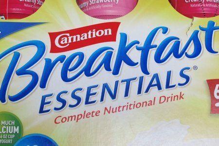 Carnation Breakfast Essentials Review