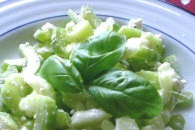 Delicious Celery Salad Recipe