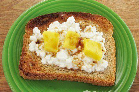 Lighter Cheese Danish