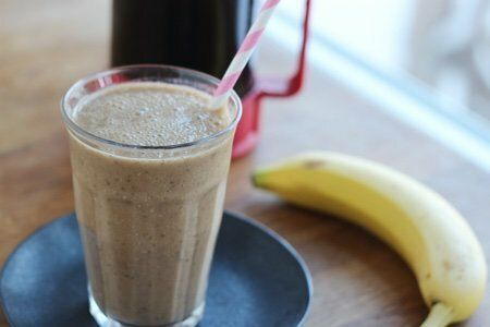 Try a Coffee Smoothie