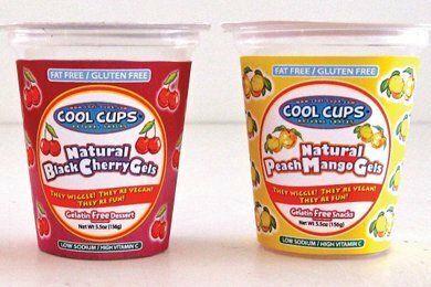 Cool Cups: A Jello Makeover