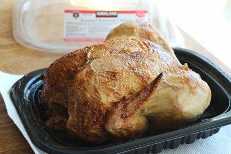 Costco Rotisserie Chicken