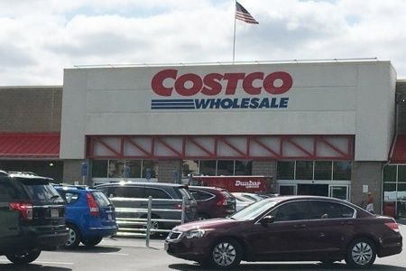 Healthy Food at Costco