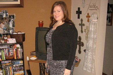 How Courtney Lost 44 Pounds