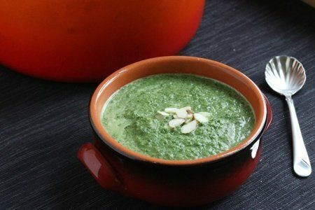 Spinach Coconut Soup