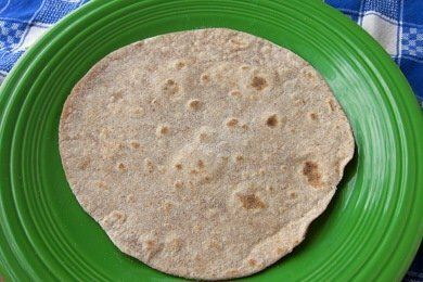 Whole Wheat Tortilla Recipe