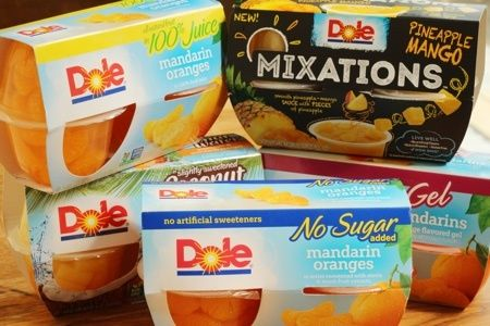 Are Dole Fruit Cups Healthy?