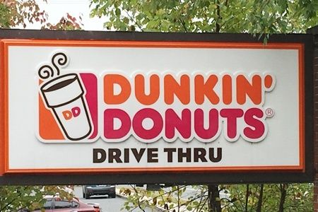 Healthy Choices at Dunkin Donuts