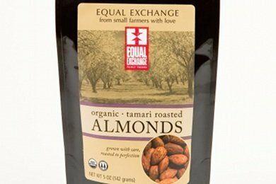 Organic Tamari Almonds Winner