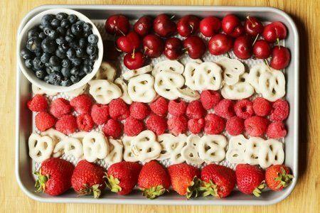 American Fruit Flag