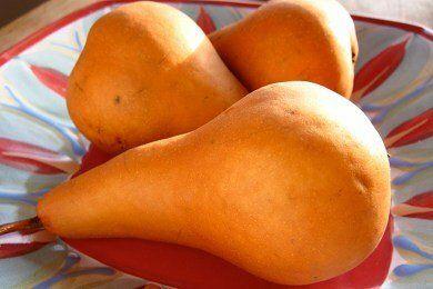 Roast Pear Snack Recipe