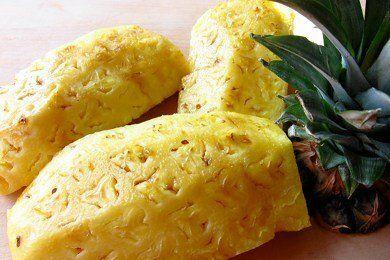 Fresh Pineapple Recipe