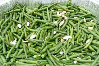 Green Beans with Olive Oil