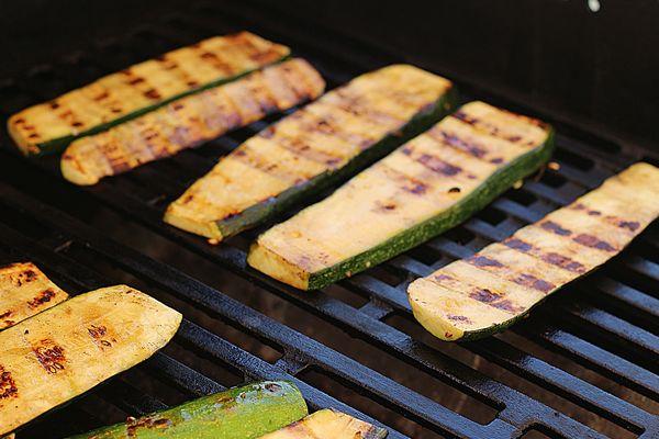 Grilled Zucchini Recipe: Marinate Like Meat