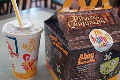 Happy Meal Solution