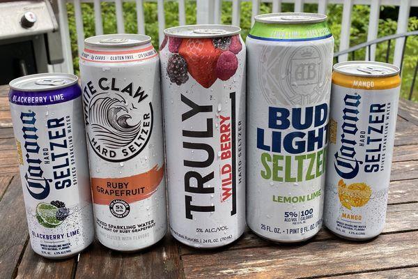 Hard Seltzer Reviews: A Low Calorie Alcoholic Beverage