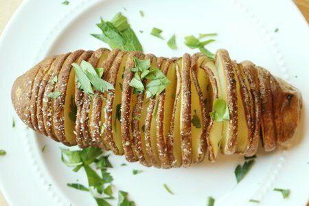 Healthy Potato Recipe