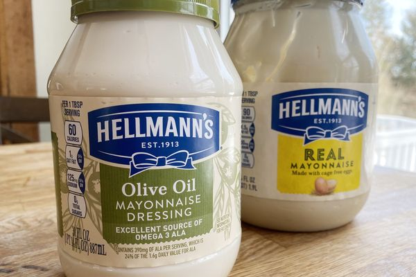 Hellmanns Olive Oil Mayonnaise Review