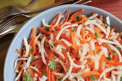Jicama Slaw Recipe