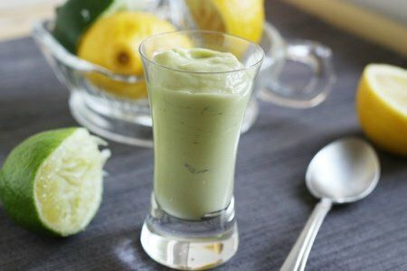 Vegan Key Lime Pudding Recipe