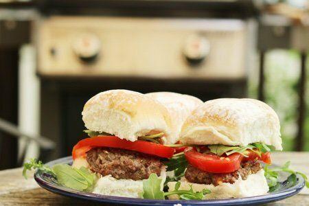 How to Make Burger Sliders