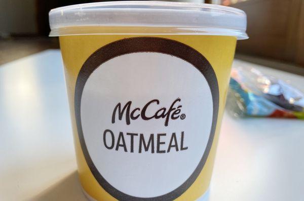 Is McDonalds Oatmeal Healthy?