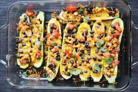 Mexican Zucchini Boats: A Better Burrito