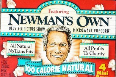 The Healthiest Microwave Popcorn