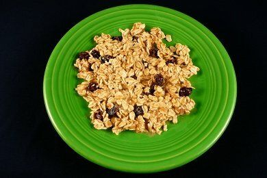No Bake Nut Butter Oatmeal Cookie