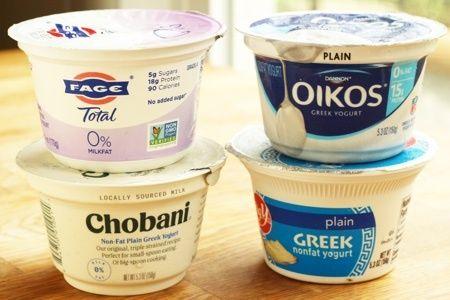 Non Fat Plain Greek Yogurt
