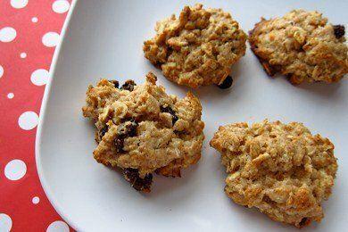 Frozen Oatmeal Cookie Recipe