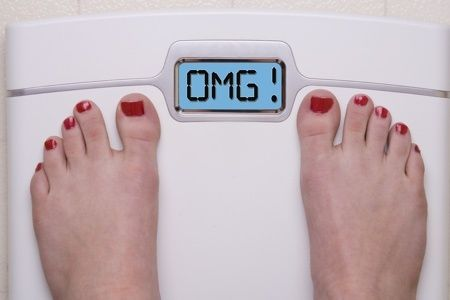 I've Gained 10 Pounds - Now What?