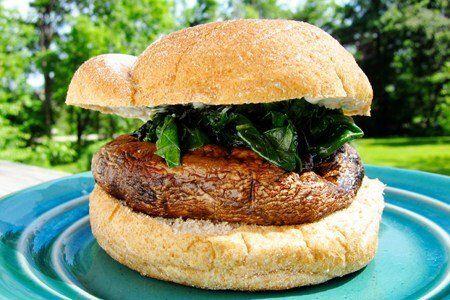 Portobello Burger Recipe