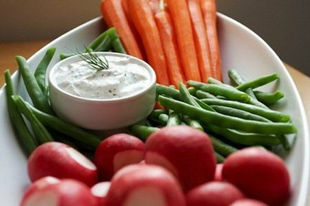 Healthier Ranch Dressing