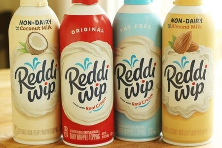 Reddi Whip vs Cool Whip