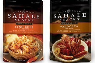 The Sahale Snack Winner!