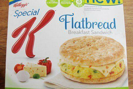 Special K Breakfast Sandwich Review