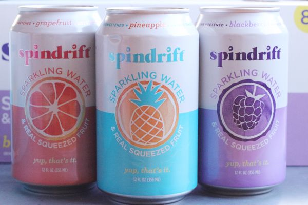 Spindrift Review: A New Flavored Sparkling Water