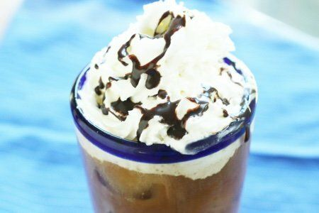 How to Make A Starbucks Iced Mocha