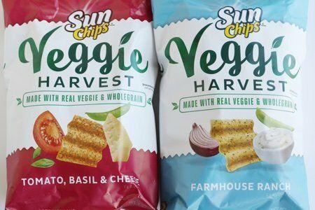 Sun Chips Veggie Harvest